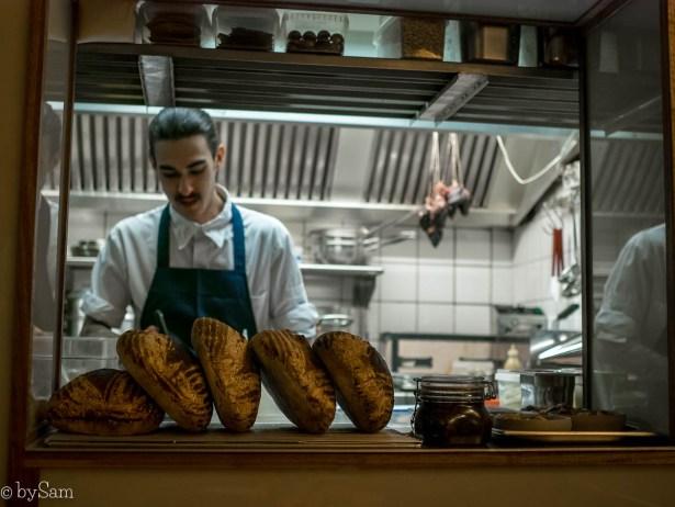 Alex Haupt 101 Gowrie Amsterdam restaurant