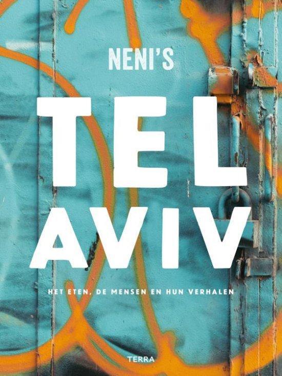 NENI kookboek Tel Aviv cadeau