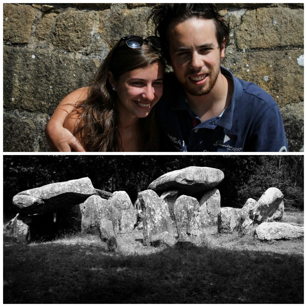 Bretagne #2  |  Menhirs in Carnac  &  trouwverjaardag