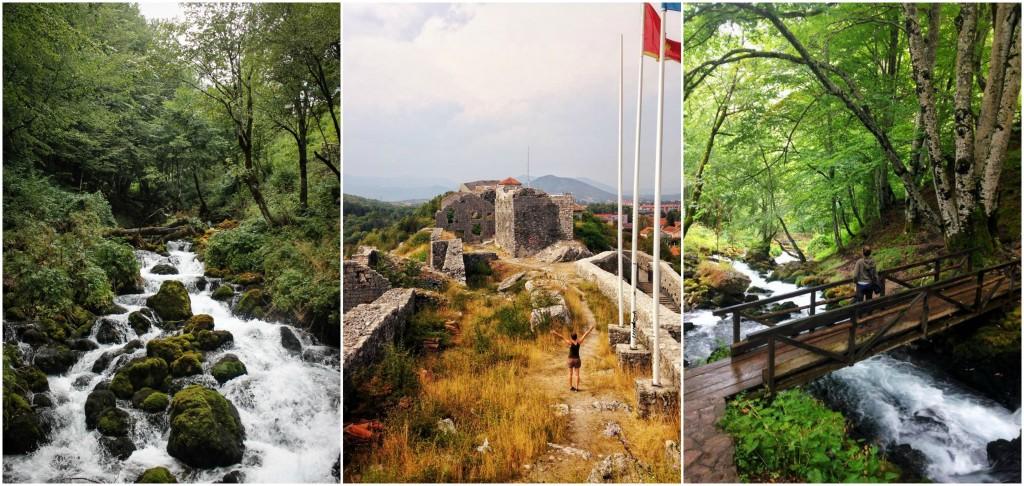Montenegro | Dag 7 & 8 | Cocktails in Nikšić & wandelen in Mojkovac!