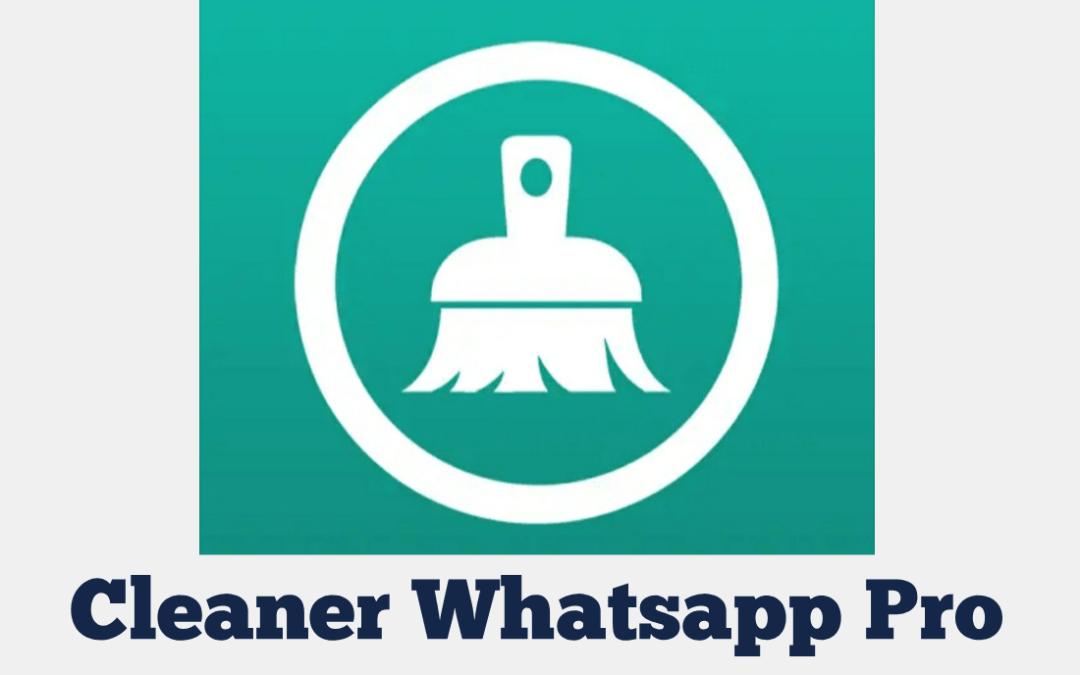 Cleaner Whatsapp Pro Pembersih Memori Whatsapp Terampuh
