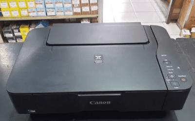 Cara Mengatasi Printer Canon MP287 Error P02