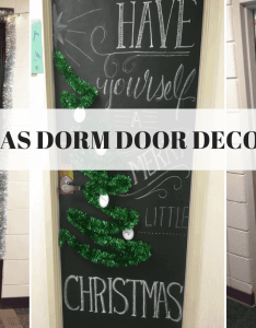 By sophia lee also the best christmas dorm door decorations to copy this year rh bysophialee
