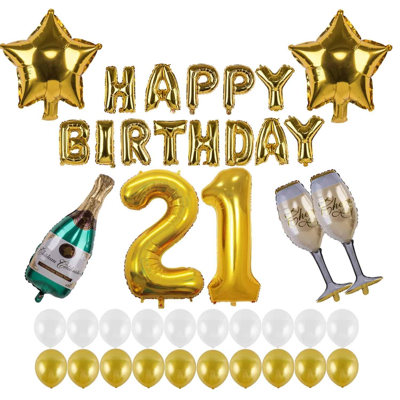 best 21st birthday ideas