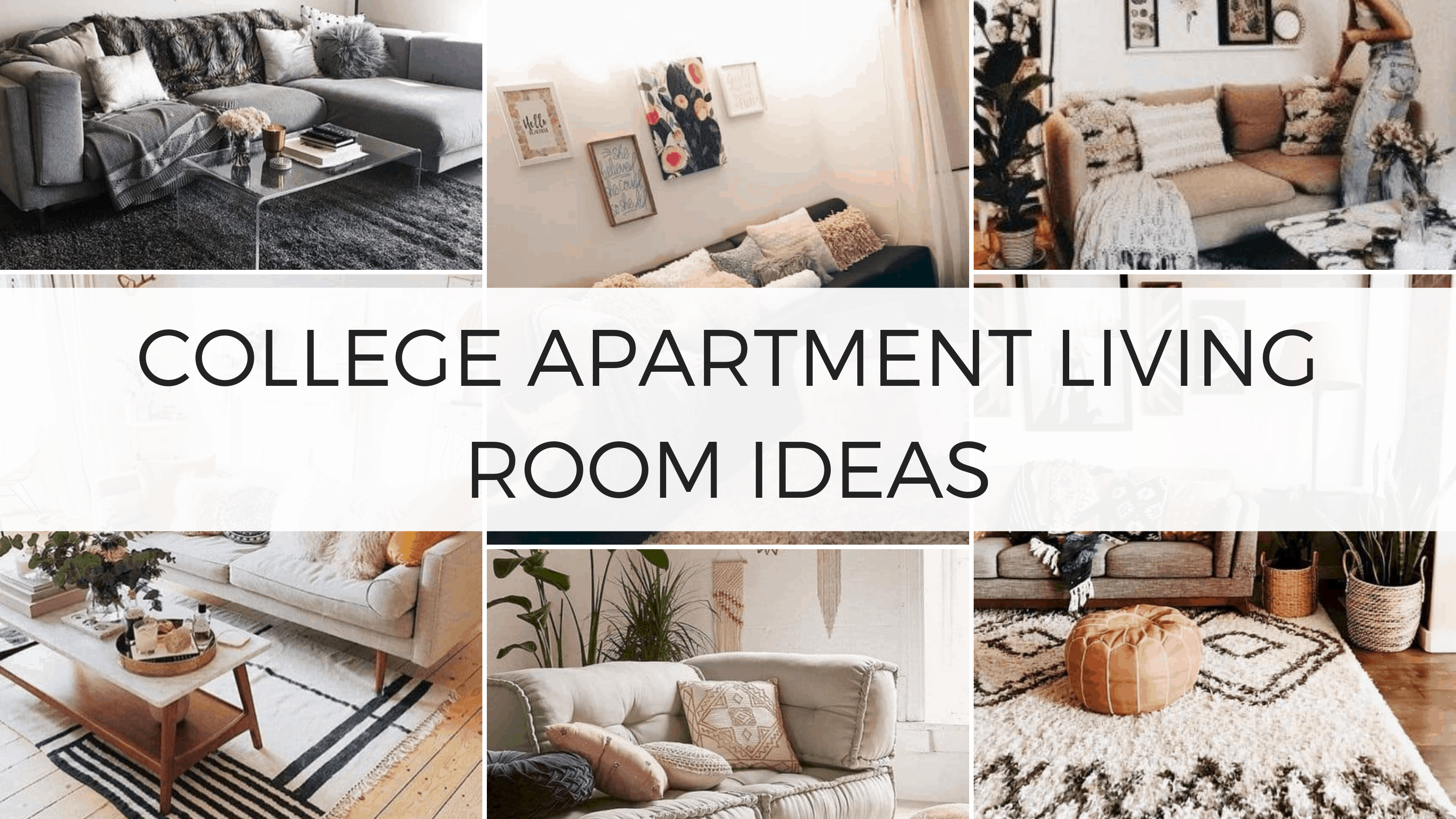 Cheap Living Room Decorating Ideas Apartment Living.Pleasing 10 Modern Apartment Decor Ideas To Suit Any Size