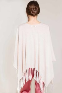 Poncho By Sophie Paris
