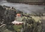Här bodde Almar och Elsa Holmgren med dottern Ann-Mari (Malin).