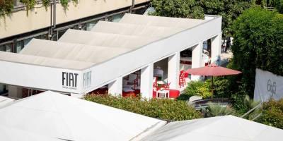 Fiat Open Lounge Milano - #bystaff.it