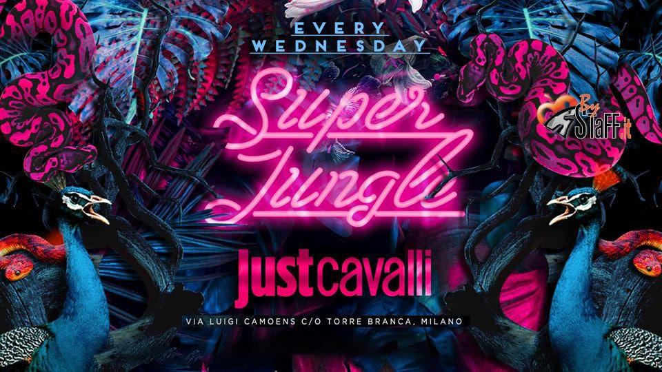 Mercoledì Just Cavalli Milano