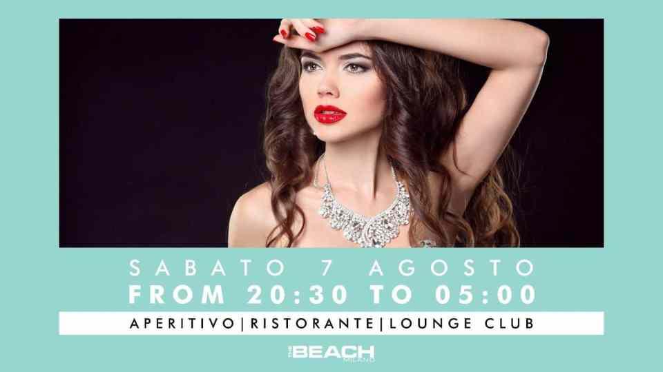Sabato The Beach Milano | Info e prenotazioni +39 393 4601143