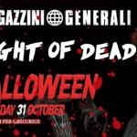 Halloween Magazzini Generali Milano
