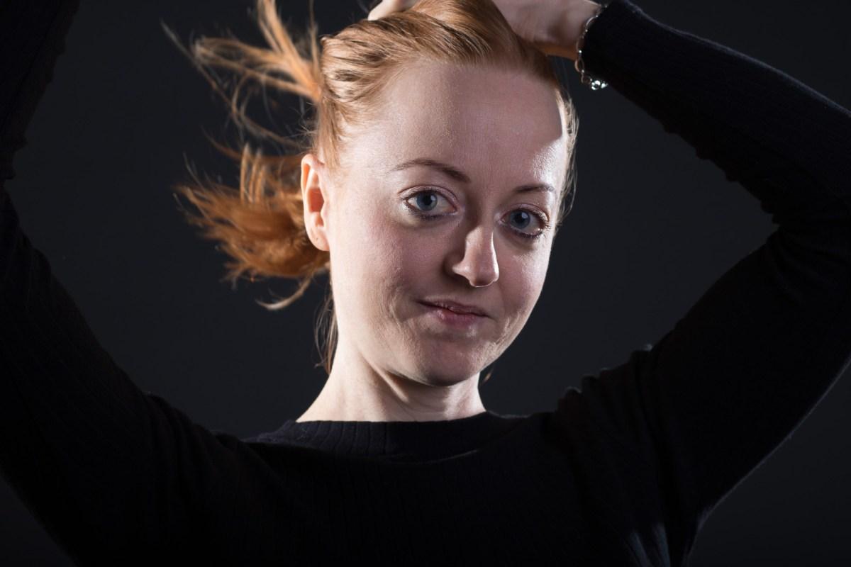 Alexandra - portræt