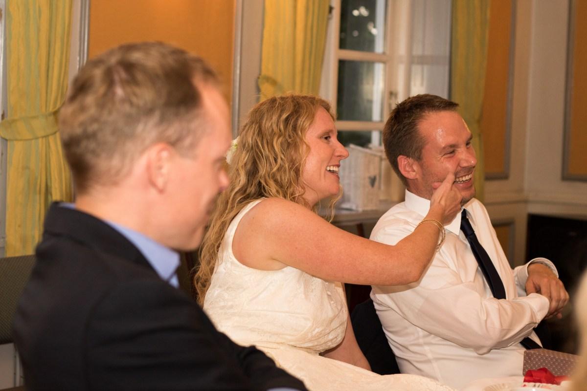 Maria og Kristians bryllup