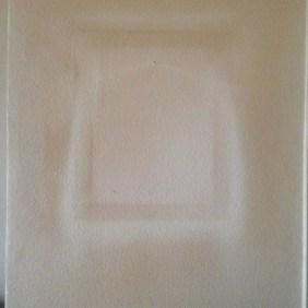Time Warp - røgaftryk på væg