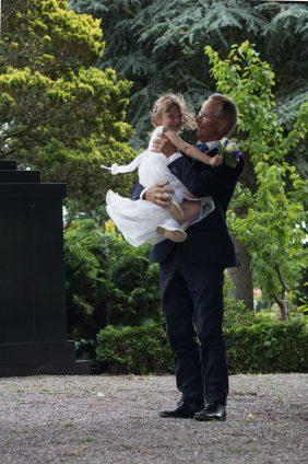 Tine og Allans bryllup