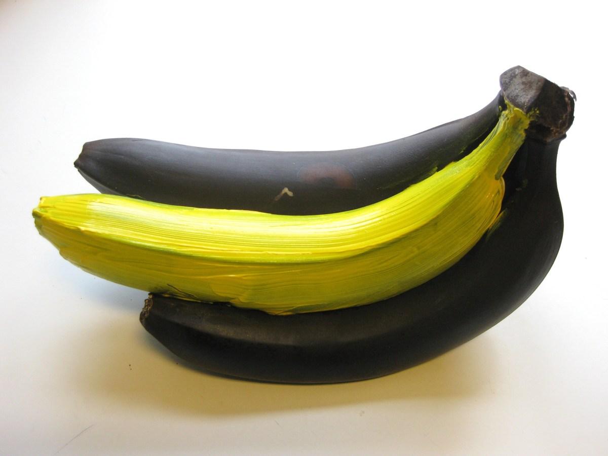 Home 2010 - brun banan malet gul