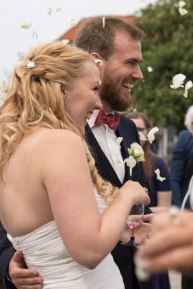 Victor og Mayas Bryllup - rosenblade