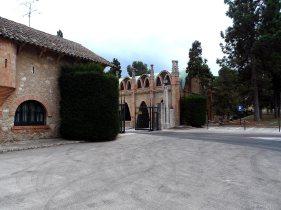 Codorniu est. 1551, vineyard, near Barcelona