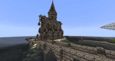 Ocean Chapel Weston BYTE Minecraft