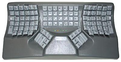 Maltron Ergonomic 3D keyboard