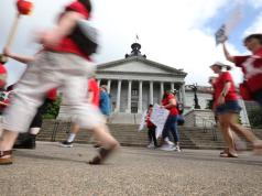 SC teachers meet, emphasize collaborative action in education reform