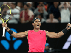 Updates: Nadal One Set From Kygios Win