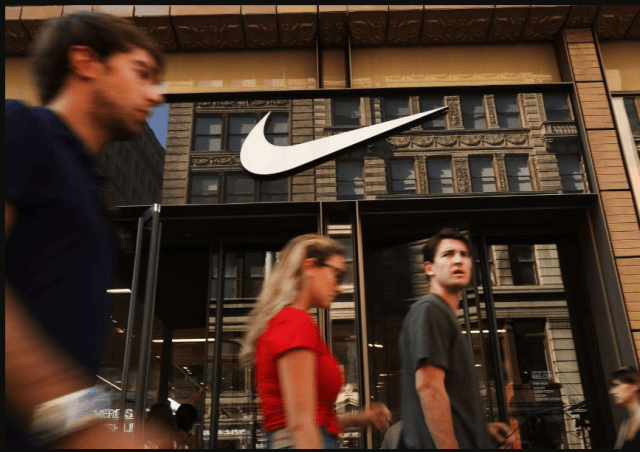 Nike is closing all of its stores in the US because of the coronavirus outbreak