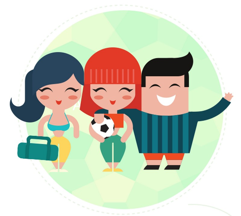 La red social de los deportistas se llama Nemeos
