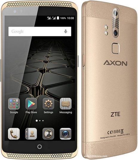 Características y precio del ZTE Axon Elite