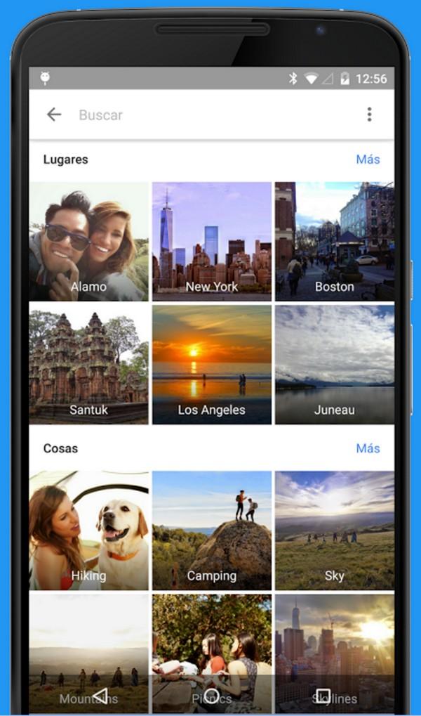 Descargar Google Fotos para Android b