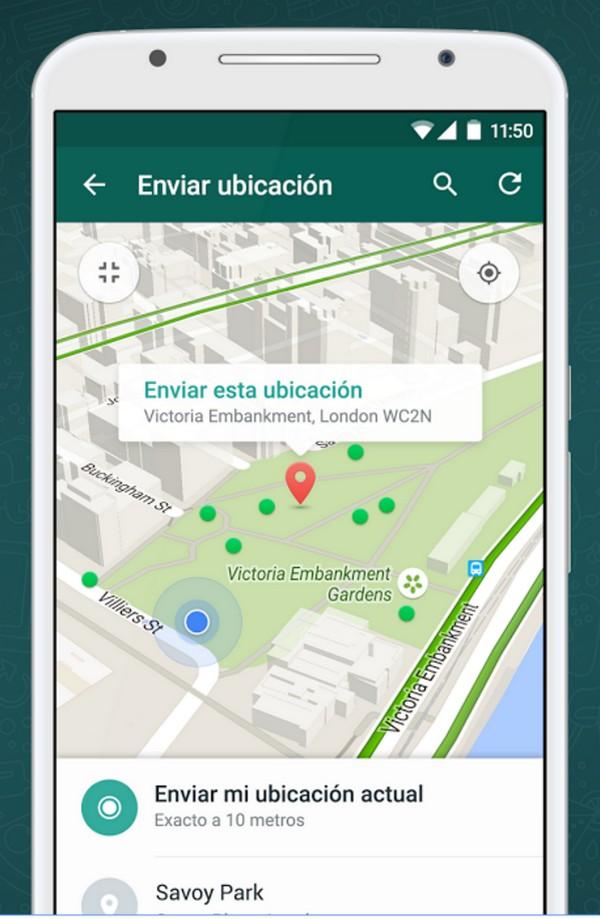 Descargar WhatsApp Messenger para Android c
