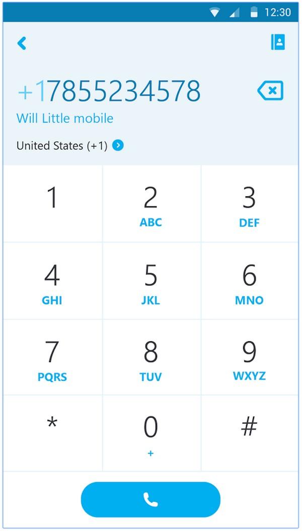 Descargar Skype para Android d
