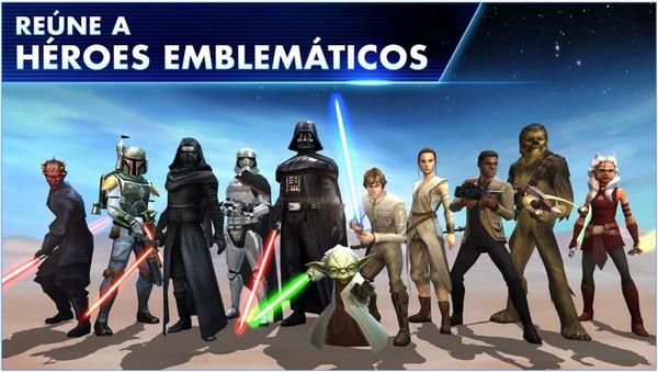 Descargar Star Wars b