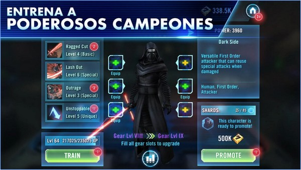 Descargar Star Wars e