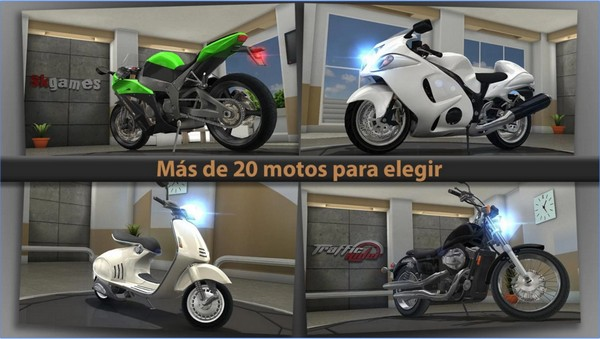 Descargar Traffic Rider para Android e