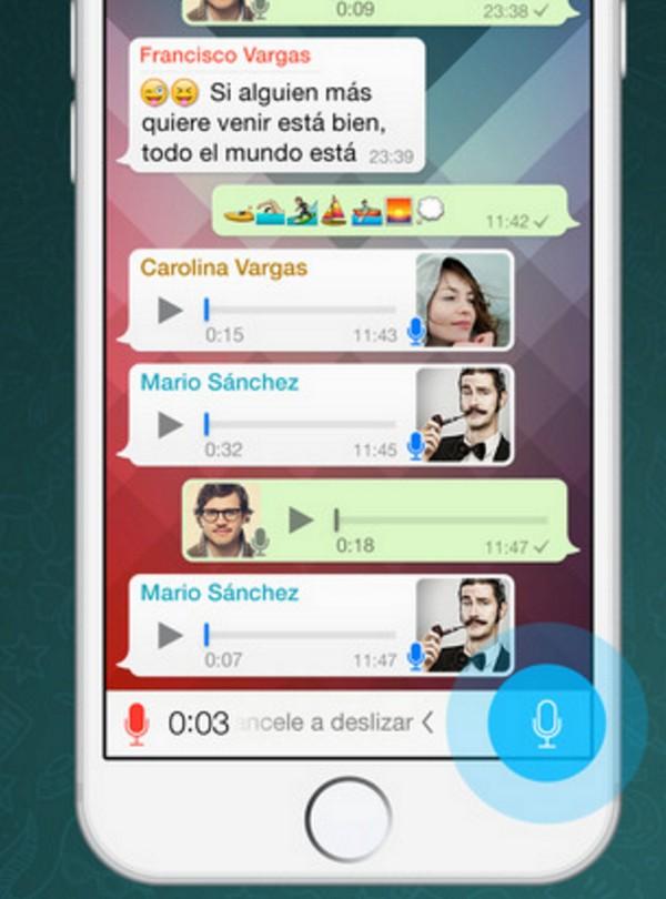 Descargar WhatsApp para iOS d