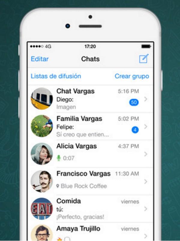 Descargar WhatsApp para iOS