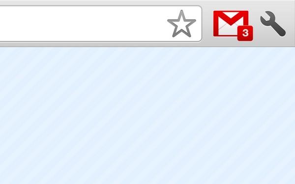 Extensión Google Mail Checker para Chrome