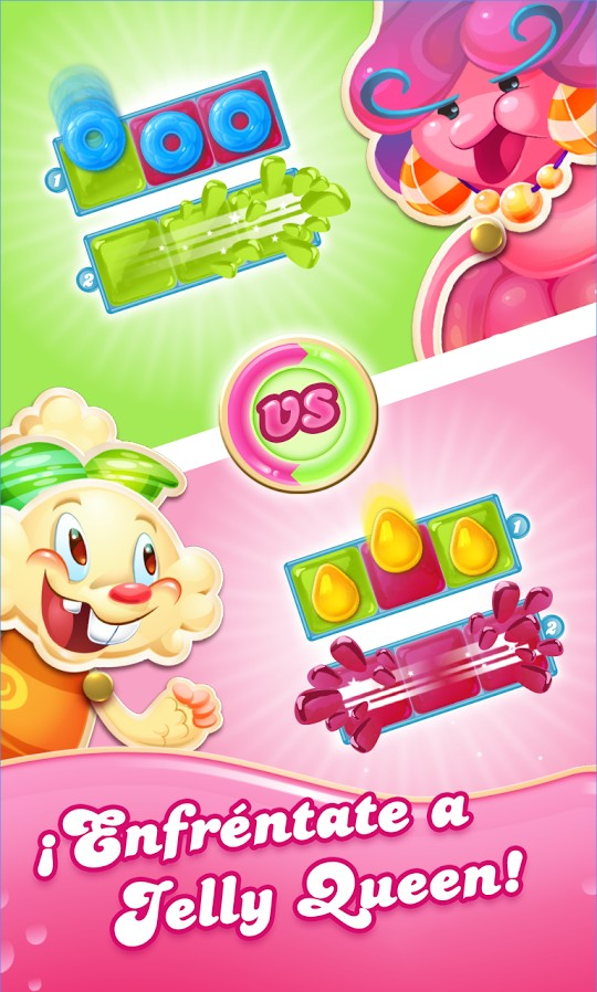 Descargar Candy Crush Jelly Saga para Android b