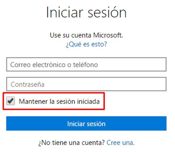 Cómo entrar en Outlook.com c