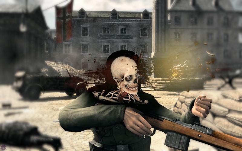 remasterización Sniper Elite V2 Remastered