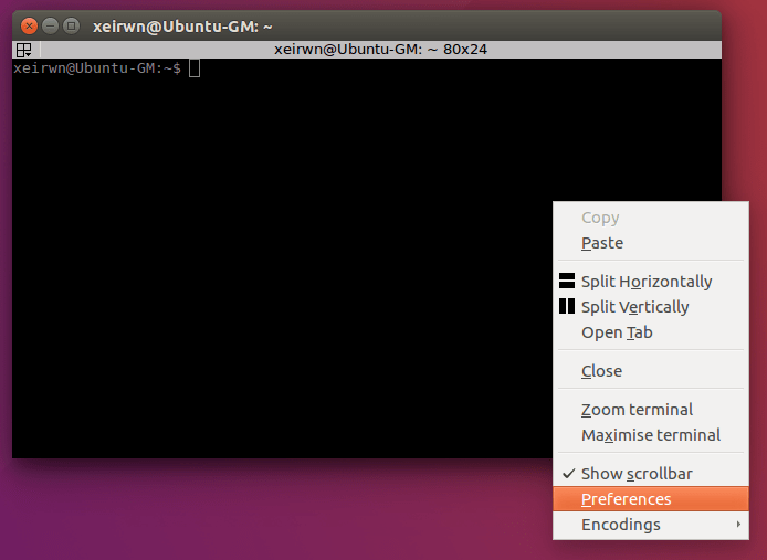 HOWTO: Make Terminator Terminal Act Like Guake Terminal in Ubuntu