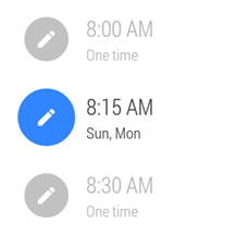 android wear - alarma 5