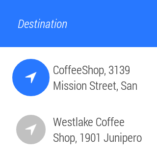 android wear - maps 1