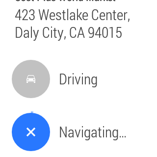 android wear - maps 3
