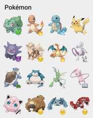 Pokémon 1 - Pokémon 2 - Pokémon 3 - Pokémon 4