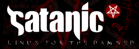 Ubuntu Satanic