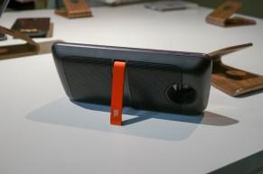 Un módulo de la marca JBL que mejora la calidad de sonido significativamente.