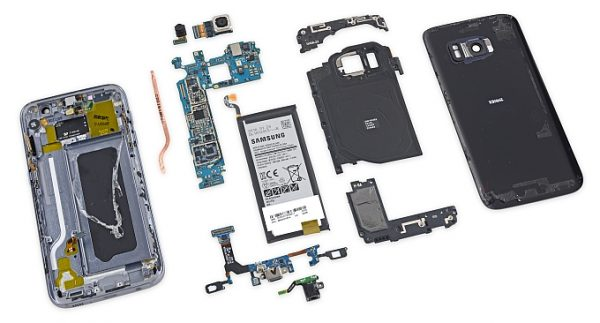 Samsung-Galaxy-S7-desmontaje