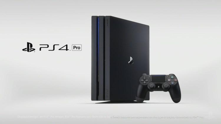 Así de bonita lucirá PS4 Pro.